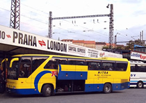 Praag-florenc-busstation openbaar vervoer Praag Cosmetic-services