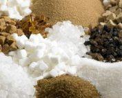 Cosmetic-Services Verschillende soorten suiker welke is goed voor je