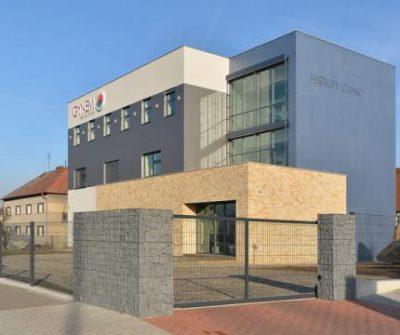 Cosmetic-services.nl de Gynem kliniek zijkant