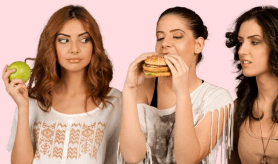 Cosmetic-Services ongezond eten